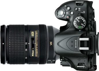 Nikon D5200 + 18-300mm