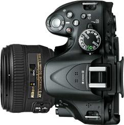 Nikon D5200 + 50mm f/1.4G