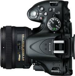Nikon D5200 + 50mm f/1.8G