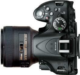 Nikon D5200 + 85mm f/1.8G