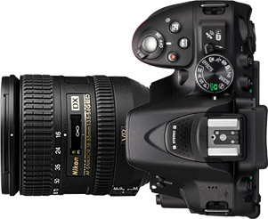 Nikon D5300 + 16-85mm f/3.5-5.6