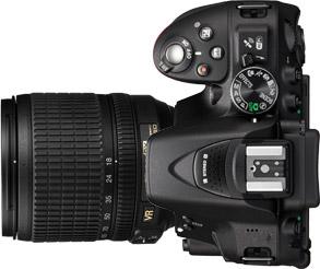 Nikon D5300 + 18-105mm f/3.5-5.6