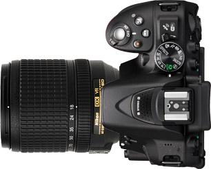 Nikon D5300 + 18-140mm f/3.5-5.6