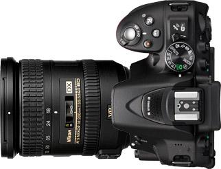 Nikon D5300 + 18-200mm f/3.5-5.6