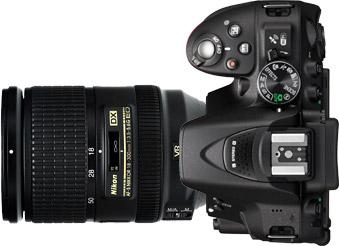 Nikon D5300 + 18-300mm f/3.5-5.6~6.3