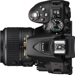 Nikon D5300 + 18-55mm f/4-5.6