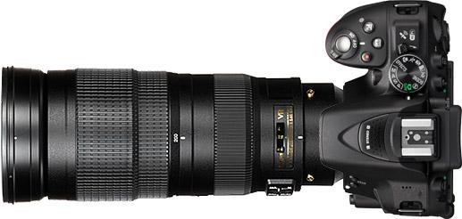 Nikon D5300 + 200-500mm f/5.6