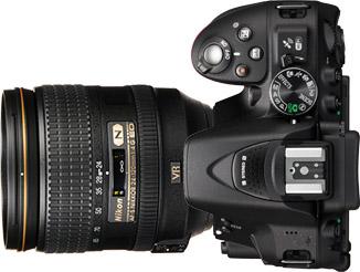 Nikon D5300 + 24-120mm f/4