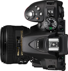 Nikon D5300 + 50mm f/1.4