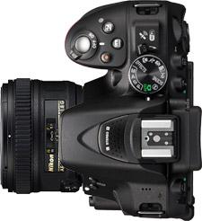 Nikon D5300 + 50mm f/1.8