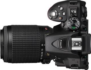 Nikon D5300 + 55-200mm f/4-5.6