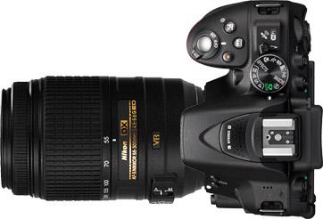 Nikon D5300 + 55-300mm f/4.5-5.6