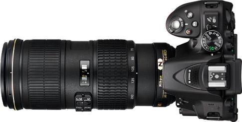 Nikon D5300 + 70-200mm f/4