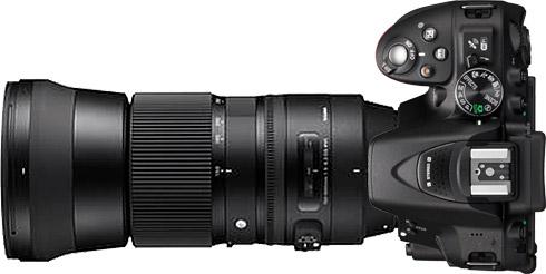 Nikon D5300 + 150-600mm f/5-6.3
