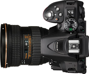 Nikon D5300 + Tokina 11-16mm f/2.8