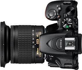Nikon D5500 + 10-20mm f/4.5-5.6