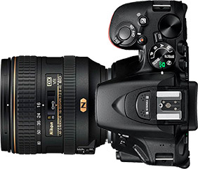 Nikon D5500 + 16-80mm f/2.8-4