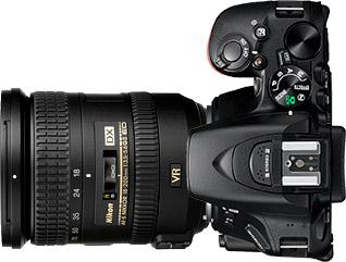 Nikon D5500 + 18-200mm f/3.5-5.6