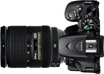 Nikon D5500 + 18-300mm f/3.5-5.6~6.3