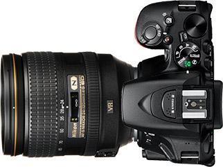 Nikon D5500 + 24-120mm f/4
