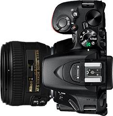 Nikon D5500 + 50mm f/1.4