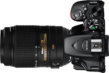 Nikon D5500 + 55-300mm f/4.5-5.6