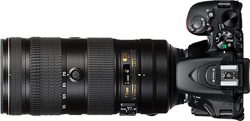 Nikon D5500 + 70-200mm f/2.8