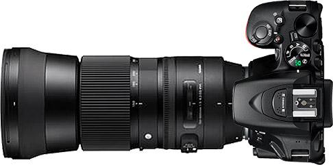 Nikon D5500 + 150-600mm f/5-6.3