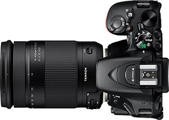 Nikon D5500 + Tamron/Sigma All-in-One Lens