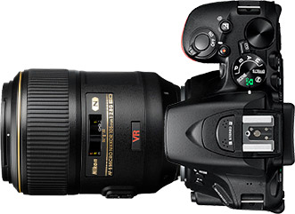 Nikon D5600 + 105mm f/2.8