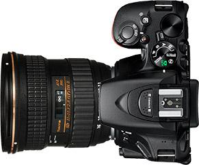 Nikon D5600 + Tokina 11-16mm f/2.8