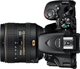 Nikon D5600 + 16-80mm f/2.8-4