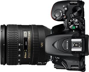 Nikon D5600 + 16-85mm f/3.5-5.6