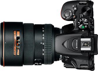 Nikon D5600 + 17-55mm f/2.8