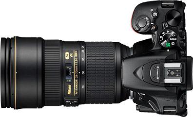 Nikon D5600 + 24-70mm f/2.8