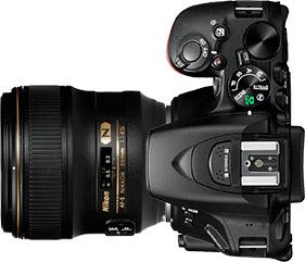 Nikon D5600 + 35mm f/1.4
