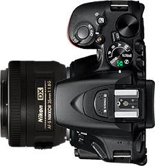 Nikon D5600 + 35mm f/1.8