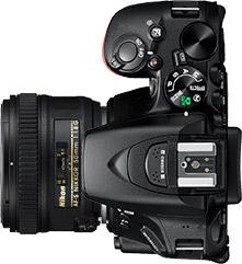 Nikon D5600 + 50mm f/1.8