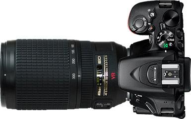 Nikon D5600 + 70-300mm f/4.5-5.6~6.3