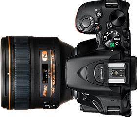Nikon D5600 + 85mm f/1.4