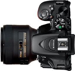 Nikon D5600 + 85mm f/1.8