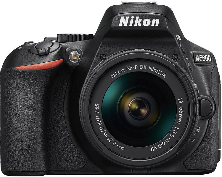 Nikon D5600 Cheat Cards