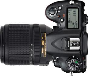 Nikon D7100 + 18-140mm