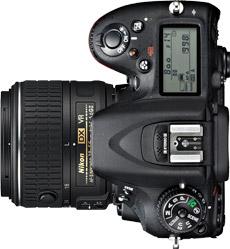 Nikon D7100 + 18-55mm