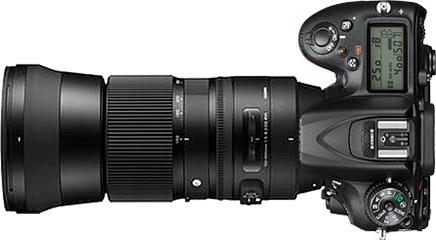 Nikon D7200 + 150-600mm f/5-6.3