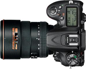Nikon D7200 + 17-55mm f/2.8