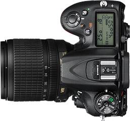 Nikon D7200 + 18-105mm f/3.5-5.6