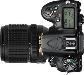 Nikon D7200 + 18-140mm f/3.5-5.6