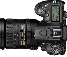 Nikon D7200 + 18-200mm f/3.5-5.6