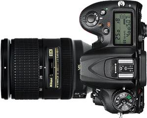 Nikon D7200 + 18-300mm f/3.5-5.6~6.3